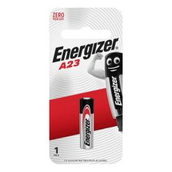 Energizer A23 12V Alkaline Battery Single