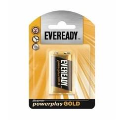 Eveready 9v Battery PowerPlus Gold