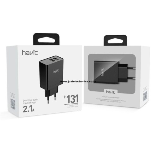 Havit Dual USB 2.1A Charger H131