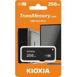 Kioxia 256GB TransMemory U365 USB3.2 Gen 1 FlashDrive