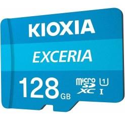 Kioxia 128GB microSD Exceria LMEX1L128GG2