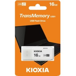 Kioxia TransMemory U301 16GB USB 3.2 Gen 1