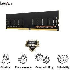 Lexar 32GB DDR4 2666MHz UDIMM 288 pin LD4AU032GR2666G