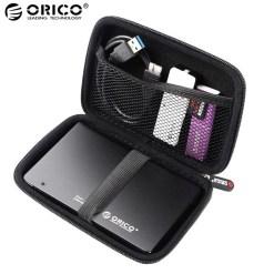 Orico 2.5 inch Portable Hard Drive Protector Case