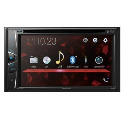 Pioneer 6.2 inch InDash Touch Screen DVD Receiver AVH-G225BT