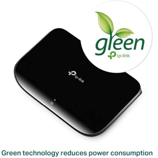 TP-Link 5 Port Gigabit Switch Green Technology