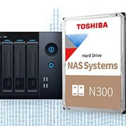 Toshiba N300 High Speed For Multi Drive Environment