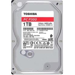 Toshiba P300 1TB 3.5 Desktop PC Hard Drive HDWD110