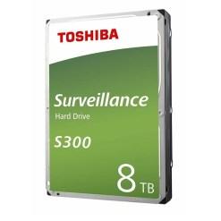 Toshiba S300 8TB 3.5 Inch Surveillance Hard Drive
