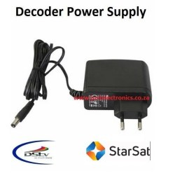 Universal Decoder Power Supply For Dstv Starsat OVHD