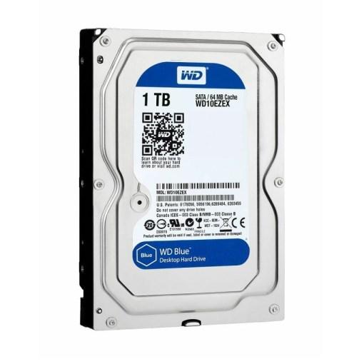 Western Digital Blue 1TB SATA 3.5 Inch