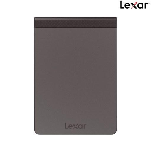 Lexar 512GB Portable SSD SL200 Front