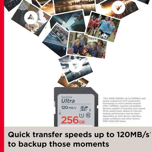 Sandisk Ultra 64GB SDXC UHS-I Card