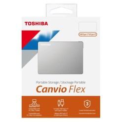 Toshiba Canvio Flex Portable Hard Drive 4TB HDTX140ESCAA