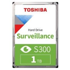 Toshiba S300 1TB 3.5 inch Surveillance Hard Drive