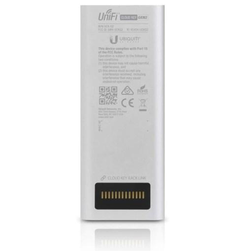 Ubiquiti UniFi Cloud Key Gen2 Rear