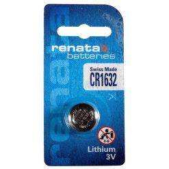 Renata CR1632 3V Lithium Battery