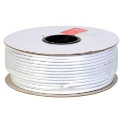 Ellies RG6U Dual Shield 64 Braid Coaxial Cable ACRG6UW
