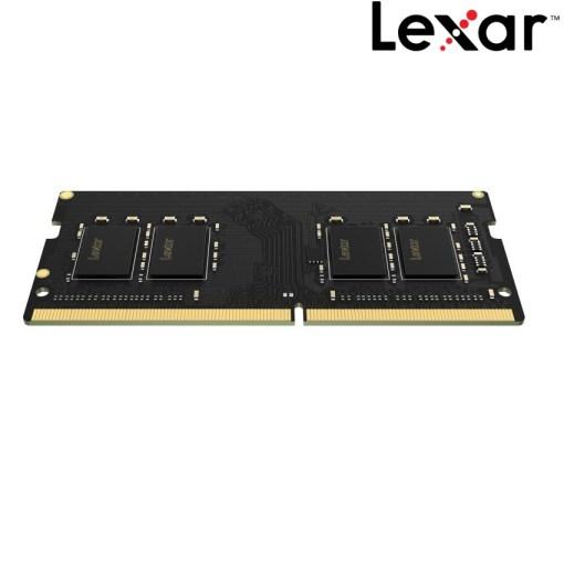 Lexar 16GB DDR4 3200 MHz So-DIMM 260 pin-Laptop Memory LD4AS016G-B3200GSST