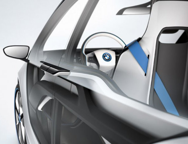BMW i3 concept photos (4)