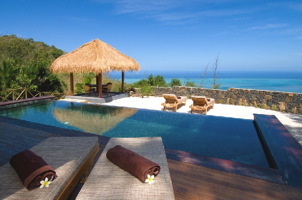 Lakaz Chamarel Exclusive Lodge – boutique hotel in Mauritius