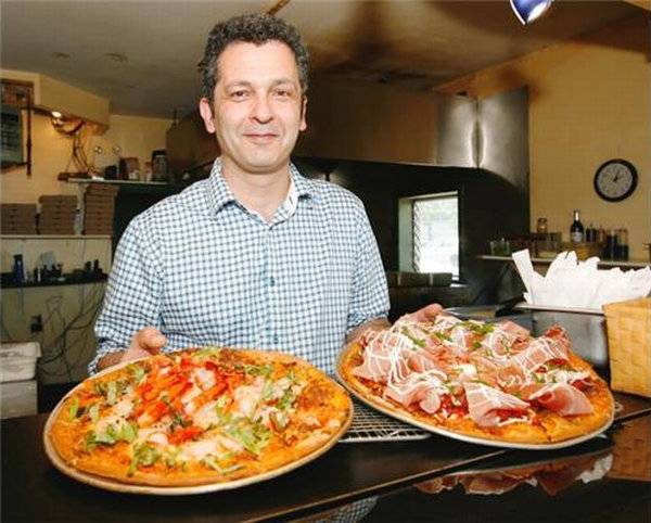 Canadian's Most Expensive Pizza