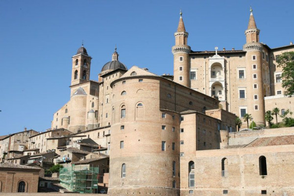 urbino Ducal palate (Palazzo ducale)