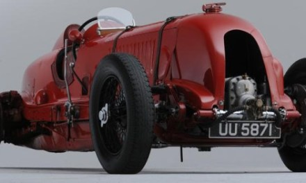 The most expensive British car ever sold at auction