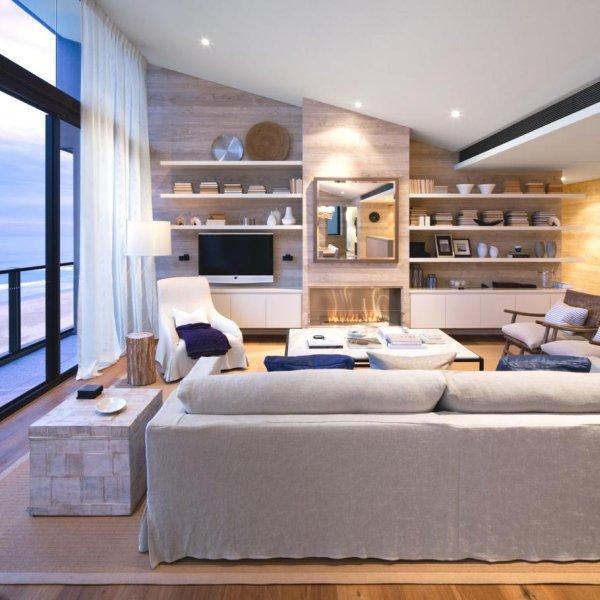 Luxury penthouse apartment in Australia