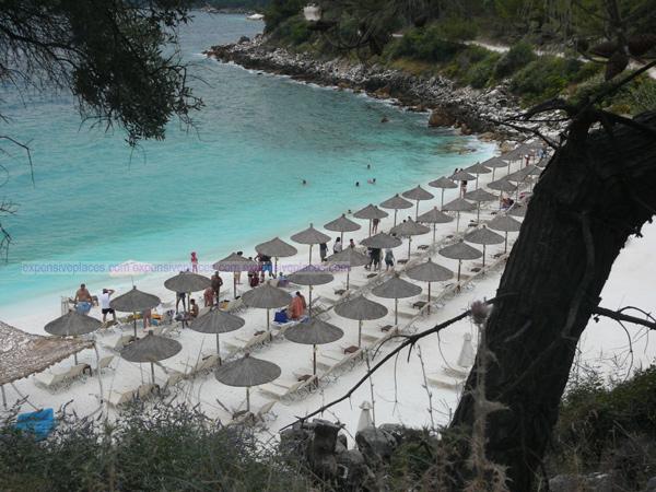 Marble Beach Thassos Island Greece (2)