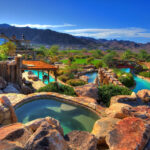 Luxury house in Nevada features its own water park