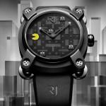 RJ-Romain Jerome Pac Man watch