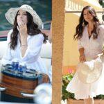 Monica Belluci is the new ambassador of  premium water Cisowianka Perlage