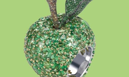 Stunning Jewelry: Chopard 2012 Red Carpet Rings Collection