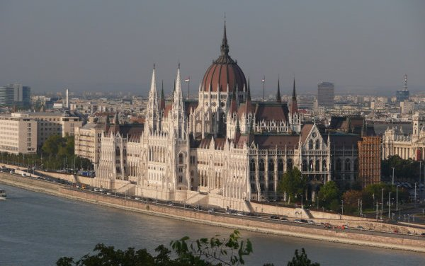 Top 10 Attractions in Budapest