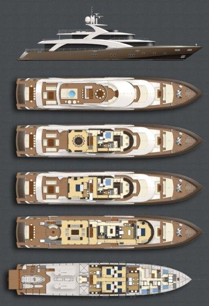 Couach Yachts 5000FLY La Pellegrina (8)