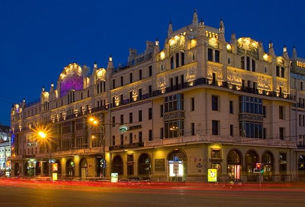 Moscow's best hotel sold for $280 million