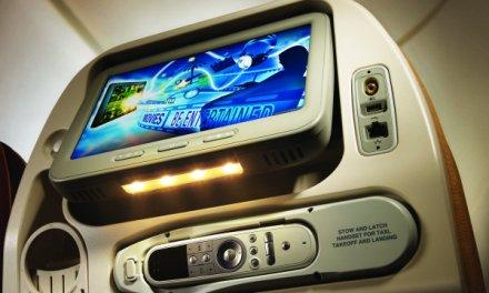 In-Flight WiFi Access