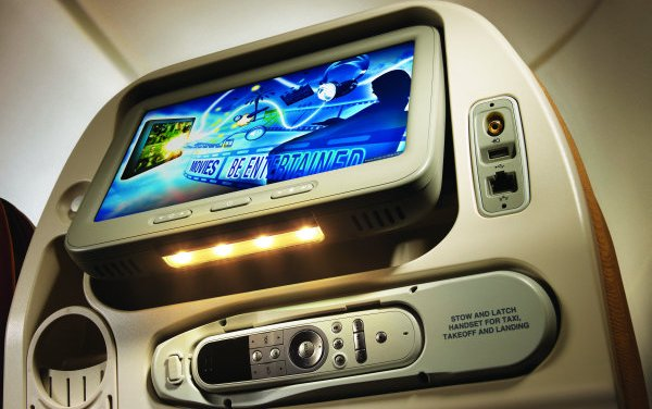 In-Flight WiFi Access