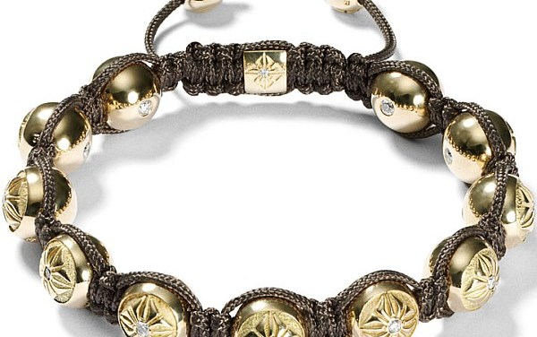 Fashion Trends: Men's Bracelets by Shamballa