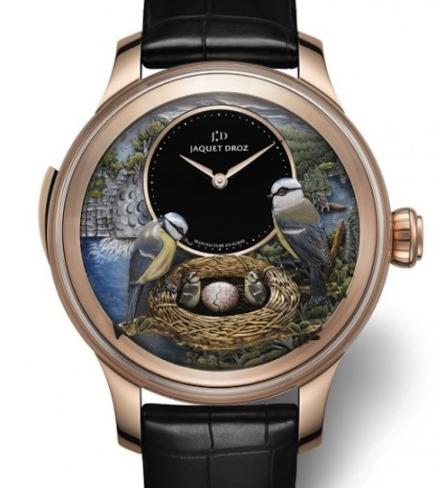 The Bird Repeater by Jaquet Droz