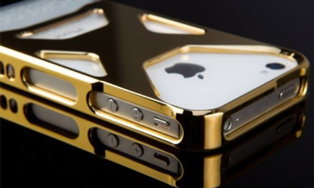 Put Your iPhone Into Gold