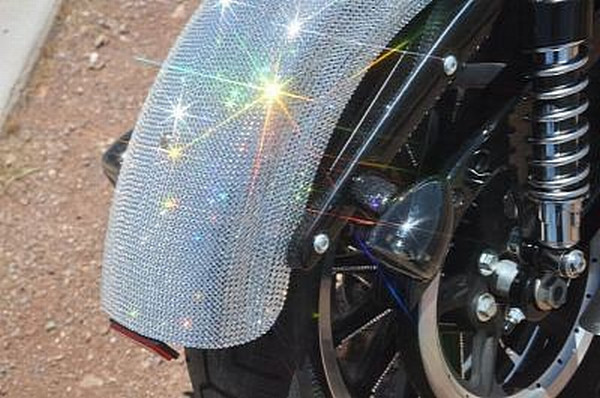 swarovski bling on harley davidson (3)