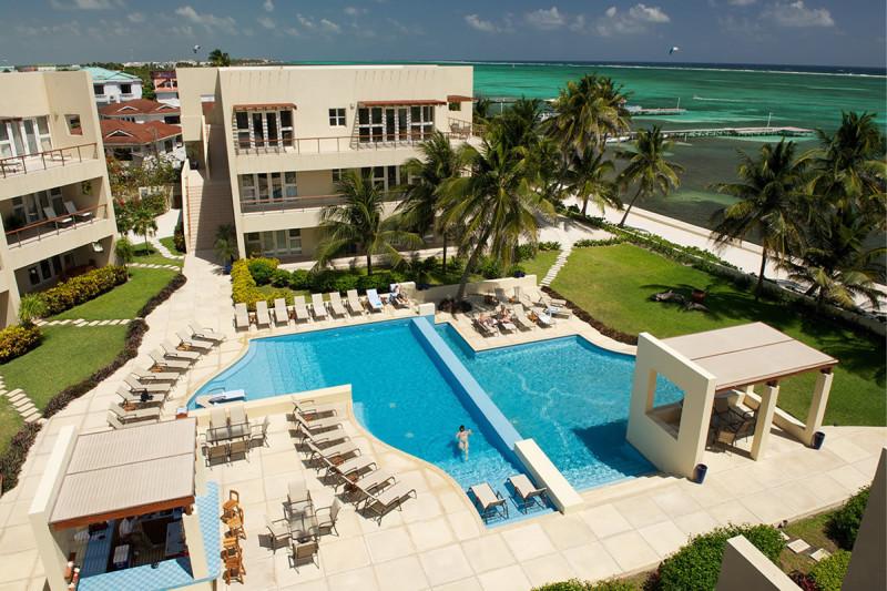 The Phoenix Resort Belize – breathtaking ocean view