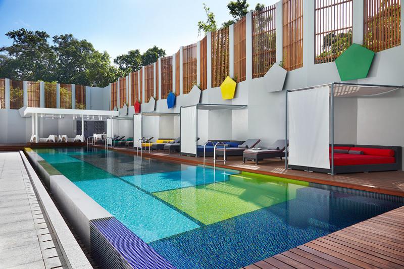 Luxury Open-Plan Studios in Bali, Indonesia