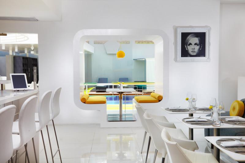 Luxury Studios Bali Indonesia kitchen