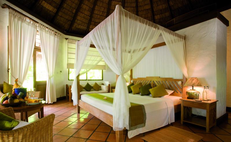 Inside Coco Palm Dhuni Kolhu room Maldives