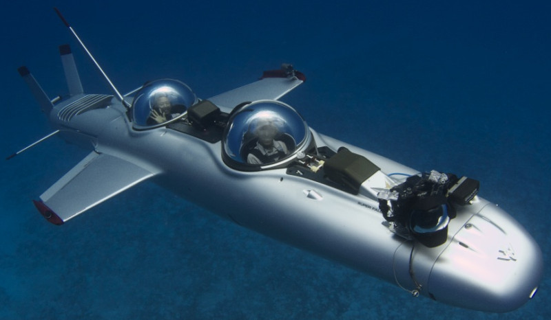 Falcon-Underwater