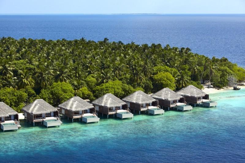 dusit thani maldives overview