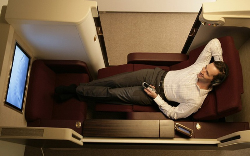Jet Airways first class seats